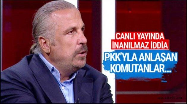 Mete Yarar'dan inanılmaz iddia FETÖ'nün PKK'ya...