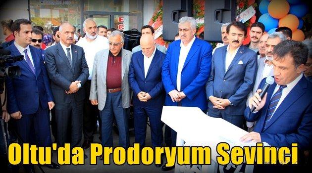 Oltu'da Prodoryum Sevinci