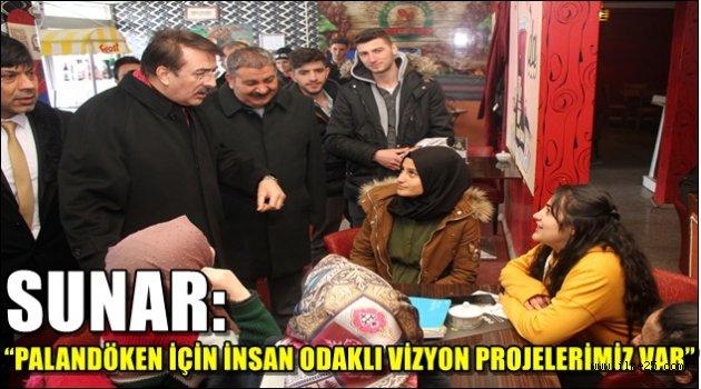 """""""PALANDÖKEN'İ TÜM YÖNLERİYLE TAHLİL ETTİK"""""""
