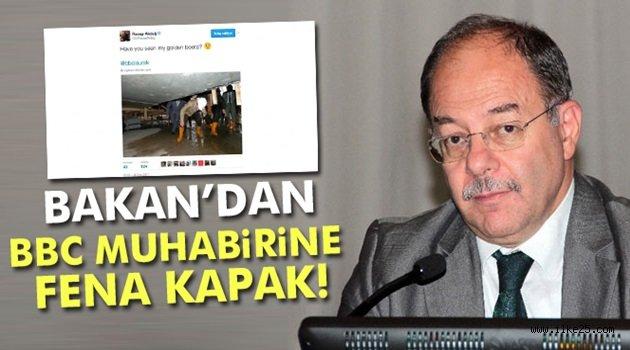 Sağlık Bakanı Recep Akdağ'dan Fena Kapak