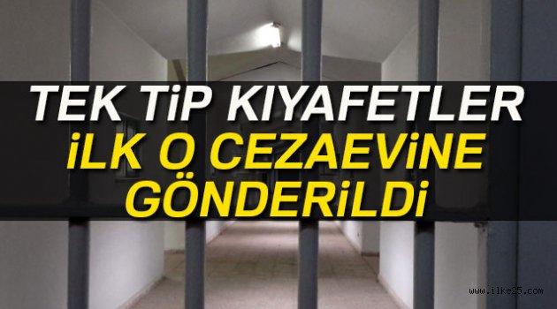 Tek tip kıyafetler Diyarbakır Cezaevine gönderildi
