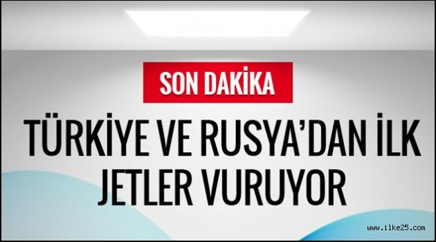 Türkiye ile Rusya'dan son dakika Halep operasyonu vuruluyor!