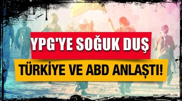 YPG/PYD'YE SOĞUK DUŞ..
