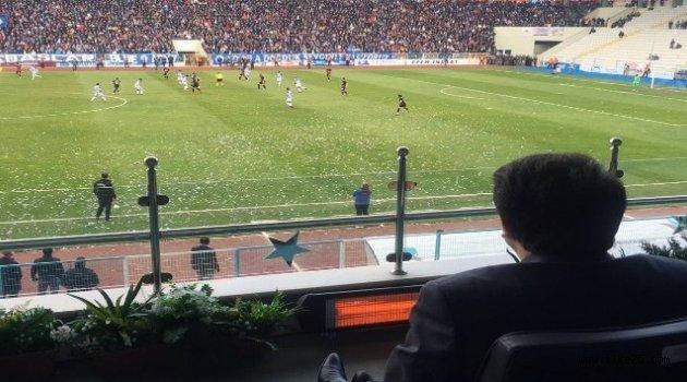 """Milletvekili Aydemir: """"BB. Erzurumspor'a başarılar diliyoruz"""""""