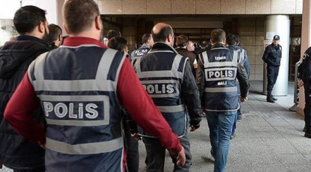 Ordu merkezli 5 ilde FETÖ operasyonu: 18 gözaltı