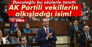 İspir İlçe Başkanını Mecliste Alkışlattı!