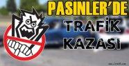 Pasinler'de Trafik Kazası!