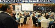 İstanbul'da Yaşayan Erzurumlular Kenetlendi