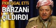 Barzani'den PKK'ya Rest!!