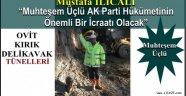 """Milletvekili Ilıcalı: """" AK Parti Hükümetinin Önemli Bir İcraatı Olacak"""""""
