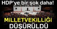 HDP'YE BİR ŞOK DAHA...