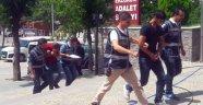 Erzurum'da  Telefon Dolandırıcısı Yakalandı