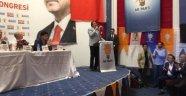 Aydemir ,Narman İlçe Kongresinde Konuştu