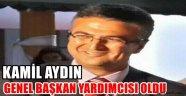 Prof.Dr Kamil AYDIN Genel Başkan Yardımcısı Oldu
