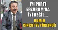 DUMLU, CİNİSLİ'YE YÜKLENDİ!