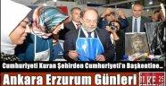 Ankara Erzurum Günleri Başladı