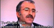 Yavilioğlu'ndan ekonomiyi rahatlatan açıklamalar