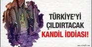 Türkiye'yi çıldırtacak Kandil iddiası!