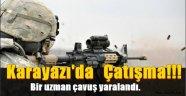 Karayazı'da  Çatışma!!!