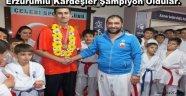 Erzurumlu Kardeşler Türkiye Şampiyonu