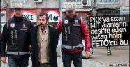 MİT ajanlarının listesini Pkk'ya teslim eden FETÖ imamı Yakalandı