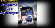 Erzurum İl Jandarma Komutanlığı Kaçakçılara Geçit Vermedi