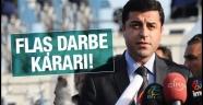 AK Parti ve CHP'den sonra HDP de harekete geçti!
