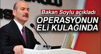 Bakan Soylu MKYK'da açıkladı: 'Operasyonun eli kulağında'