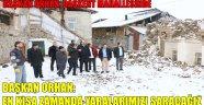 BAŞKAN ORHAN, BAŞKENT MAHALLESİNDE
