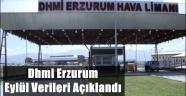 Dhmi Erzurum Eylül Verileri Açıklandı