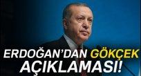 Erdoğan'dan Gökçek görüşmesi sonrası açıklama!