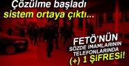 FETÖ'nün sözde imamlarının telefonlarında (+) 1 şifresi