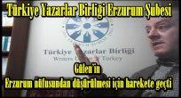 Gülen'in Erzurum nüfusundan düşürülmesi için harekete geçtiler