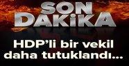 HDP Milletvekili Nihat Akdoğan tutuklandı.