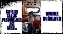 İspir'de Sağlık Personelinin Acı Sonu