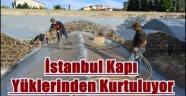 İstanbul Kapı  Yüklerinden Kurtuluyor