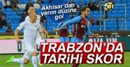 Trabzonspor Sahasında Dağıldı