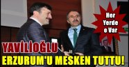 Yavilioğlu Erzurum'u Mesken Tuttu!!