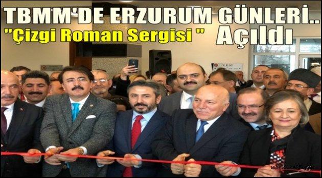 TBMM'de Erzurum Günleri..