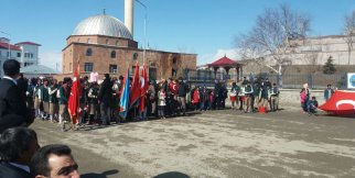 Köprüköy'ün 99. Kurtuluş günü kutlamaları